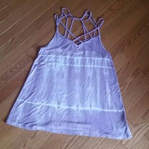 AE Soft & Sexy caged tank top